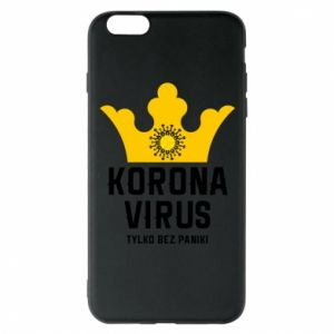 Phone case for iPhone 6 Plus/6S Plus Coronavirus