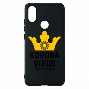 Phone case for Xiaomi Mi A2 Coronavirus