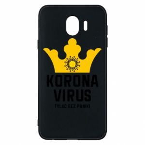 Phone case for Samsung J4 Coronavirus