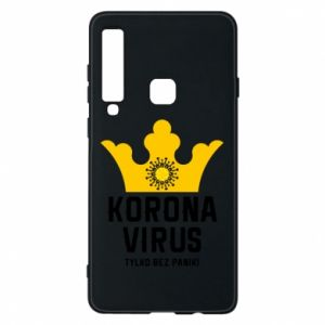 Phone case for Samsung A9 2018 Coronavirus