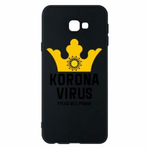 Phone case for Samsung J4 Plus 2018 Coronavirus