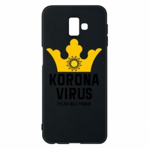Phone case for Samsung J6 Plus 2018 Coronavirus