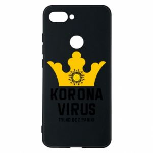 Phone case for Xiaomi Mi8 Lite Coronavirus
