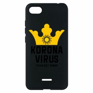Phone case for Xiaomi Redmi 6A Coronavirus