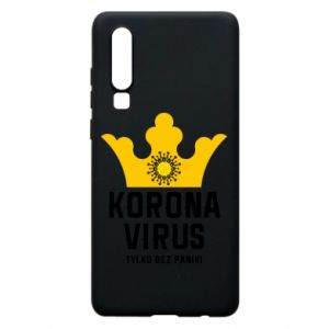 Phone case for Huawei P30 Coronavirus