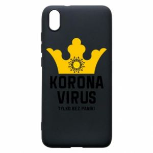 Phone case for Xiaomi Redmi 7A Coronavirus