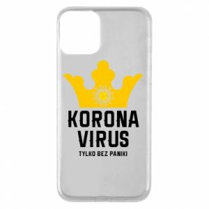 Phone case for iPhone 11 Coronavirus