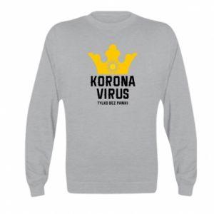 Bluza dziecięca Koronawirus