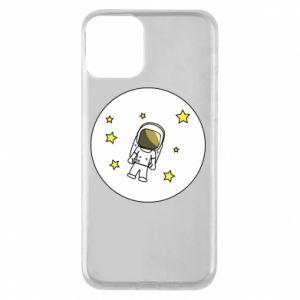 Etui na iPhone 11 Kosmonauta
