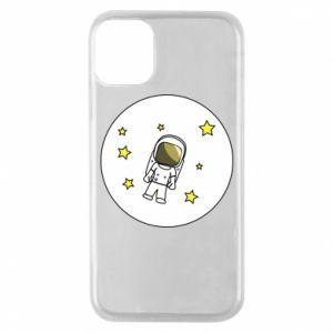 Etui na iPhone 11 Pro Kosmonauta
