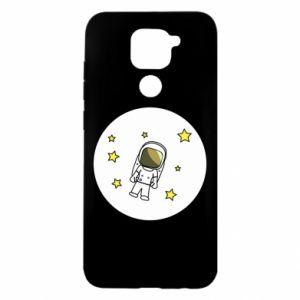Etui na Xiaomi Redmi Note 9/Redmi 10X Kosmonauta