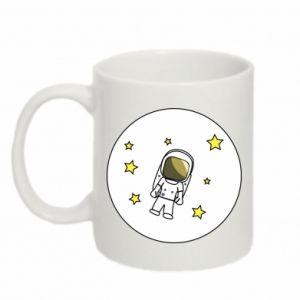Kubek 330ml Kosmonauta