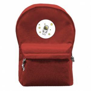 Plecak z przednią kieszenią Kosmonauta