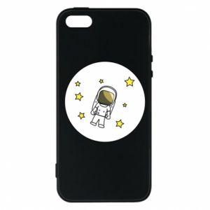 Etui na iPhone 5/5S/SE Kosmonauta