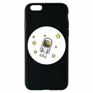 Etui na iPhone 6/6S Kosmonauta