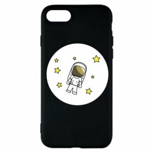 Etui na iPhone 7 Kosmonauta