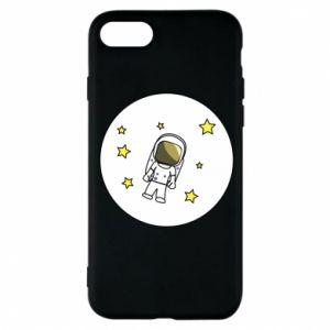 Etui na iPhone 8 Kosmonauta