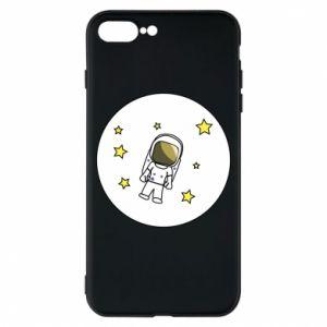 Etui na iPhone 8 Plus Kosmonauta