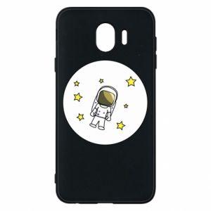 Etui na Samsung J4 Kosmonauta