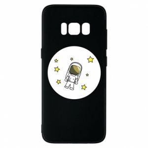 Etui na Samsung S8 Kosmonauta