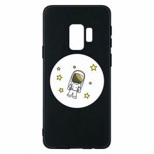 Etui na Samsung S9 Kosmonauta