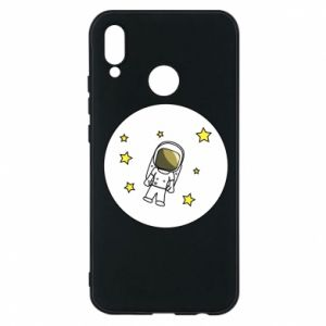 Etui na Huawei P20 Lite Kosmonauta