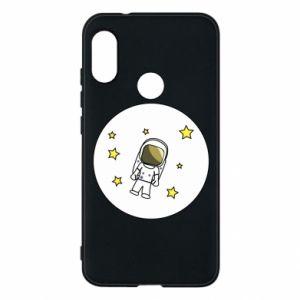 Etui na Mi A2 Lite Kosmonauta