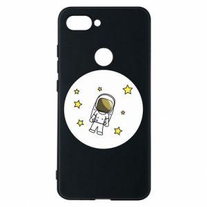 Etui na Xiaomi Mi8 Lite Kosmonauta