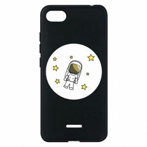 Etui na Xiaomi Redmi 6A Kosmonauta