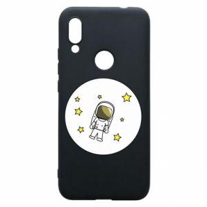 Etui na Xiaomi Redmi 7 Kosmonauta