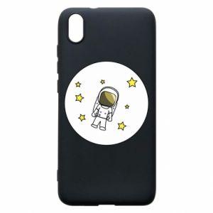 Etui na Xiaomi Redmi 7A Kosmonauta