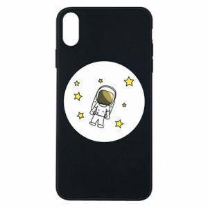 Etui na iPhone Xs Max Kosmonauta