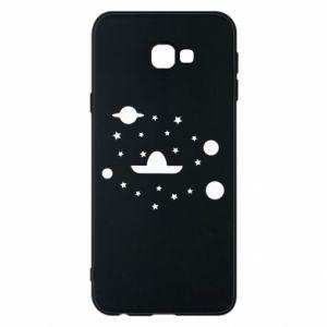 Phone case for Samsung J4 Plus 2018 Cosmos and Sambrero - PrintSalon