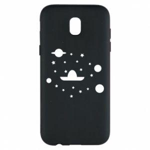 Phone case for Samsung J5 2017 Cosmos and Sambrero - PrintSalon