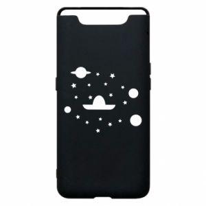 Phone case for Samsung A80 Cosmos and Sambrero - PrintSalon