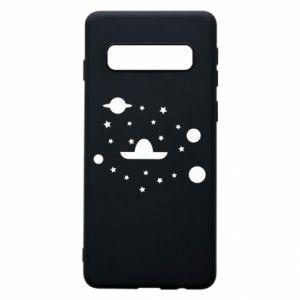 Phone case for Samsung S10 Cosmos and Sambrero - PrintSalon