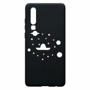 Phone case for Huawei P30 Cosmos and Sambrero - PrintSalon