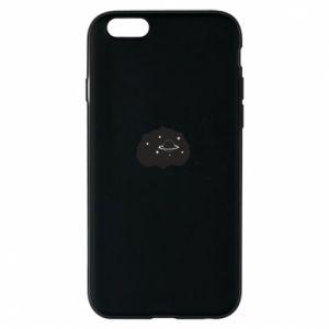 Etui na iPhone 6/6S Kosmos w rękach