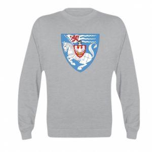Kid's sweatshirt Koszalin coat of arms