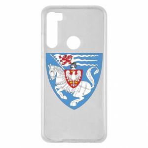 Xiaomi Redmi Note 8 Case Koszalin coat of arms