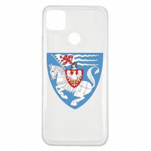Xiaomi Redmi 9c Case Koszalin coat of arms