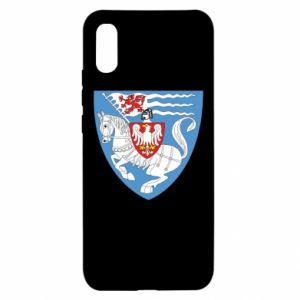 Xiaomi Redmi 9a Case Koszalin coat of arms