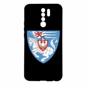 Xiaomi Redmi 9 Case Koszalin coat of arms