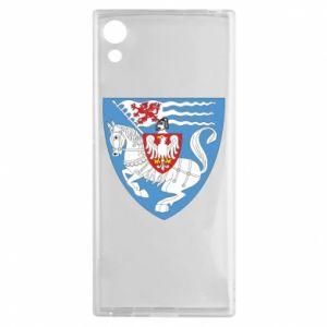 Sony Xperia XA1 Case Koszalin coat of arms