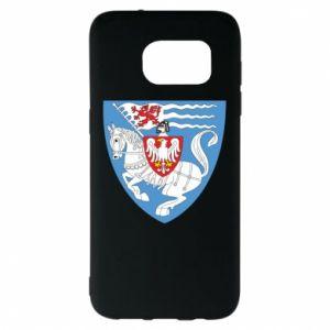 Samsung S7 EDGE Case Koszalin coat of arms