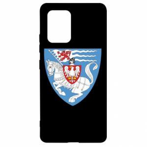 Samsung S10 Lite Case Koszalin coat of arms