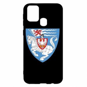 Samsung M31 Case Koszalin coat of arms