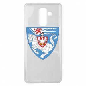 Samsung J8 2018 Case Koszalin coat of arms