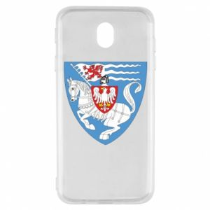 Samsung J7 2017 Case Koszalin coat of arms