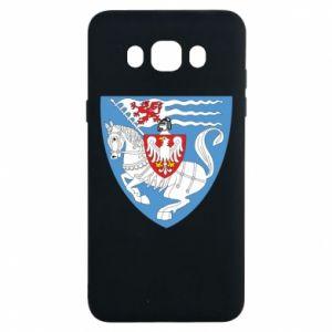 Samsung J7 2016 Case Koszalin coat of arms